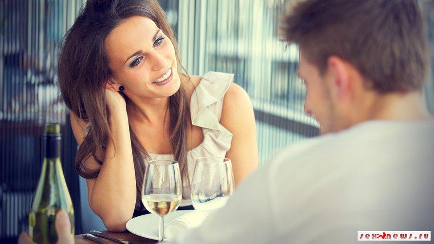 знакомятся ли с одинокими девушками в кафе